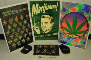 Glorification of Marijuana